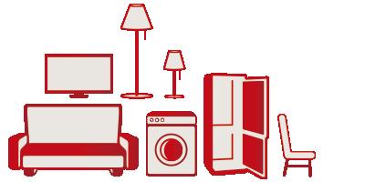 location garde meubles royan